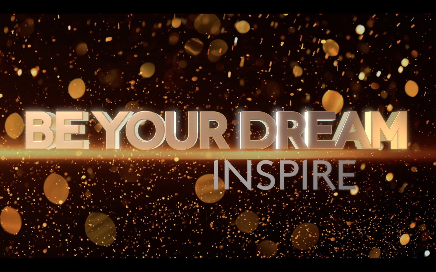 Be Your Dream Inspire
